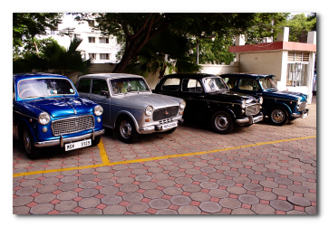 Fiat 1100 Millecento - 103D, Super Select, 1100, Delight, Premier Padmini