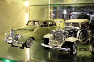 American Classics - Packard Lebaron Limousine and Cadillac Sport Phaeton
