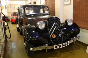 1947 Citroen Traction Avant 11B