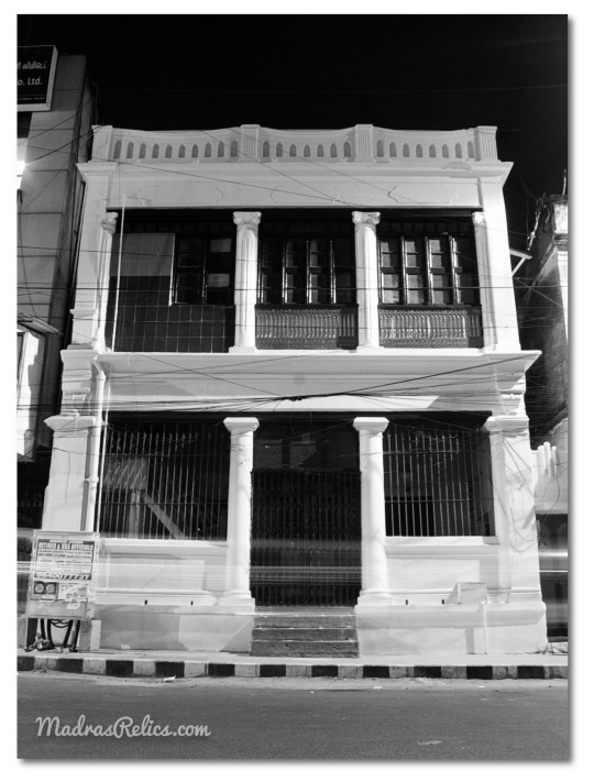 Classical houses of Mylapore