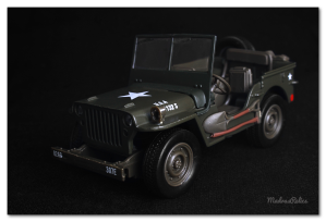 US Military Classics - Willy's Jeep MB or Ford GPW