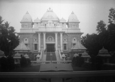 Ramakrishna Mission Temple captured on the Billy Clacl